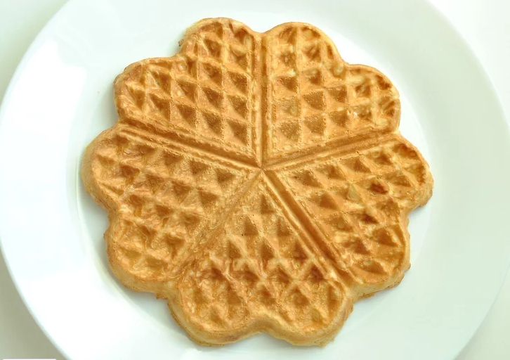 waffles without baking powder