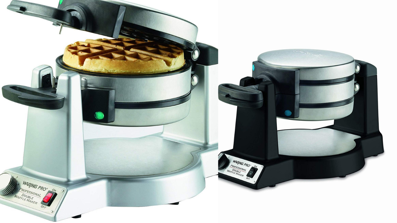 best waring pro waffle makers