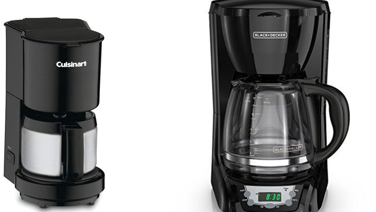 Best Coffee Maker for Small Batches